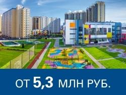 Город-парк «Переделкино Ближнее» Квартиры комфорт-класса с